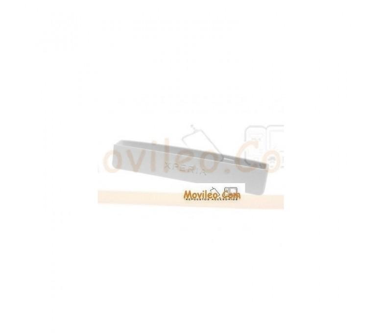 Carcasa inferior blanca de Sony Xperia U ST25I - Imagen 1