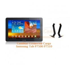 Cambiar Conector Carga Samsung Tab P7500 P7510 - Imagen 1