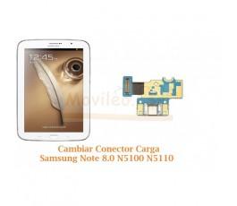 Cambiar Conector Carga Samsung Note 8.0 N5100 N5110 - Imagen 1