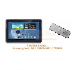 Cambiar Bateria Samsung Note 10.1 N8000 N8010 - Imagen 1