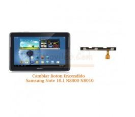 Cambiar Boton Encendido Samsung Note 10.1 N8000 N8010 - Imagen 1