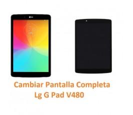 Cambiar Pantalla Completa Lg G Pad V480 - Imagen 1