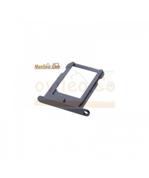 Bandeja sim negra de iphone 5 5G - Imagen 1