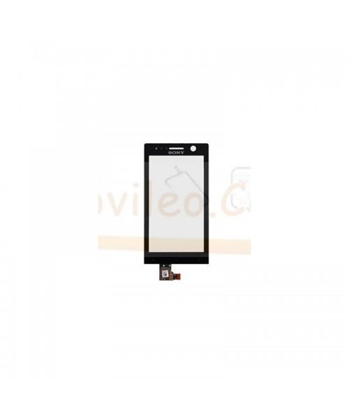 Pantalla Tactil Negro Sony Xperia U , St25i - Imagen 1