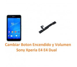 Cambiar encendido y volumen Sony Xperia E4 - Imagen 1