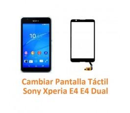 Cambiar pantalla táctil Sony Xperia E4 - Imagen 1