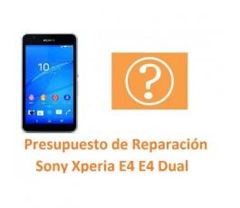 Reparar Sony Xperia E4 - Imagen 1