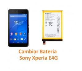 Cambiar batería Sony Xperia E4G - Imagen 1
