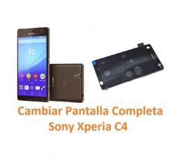 Cambiar Pantalla Completa Sony Xperia C4 - Imagen 1