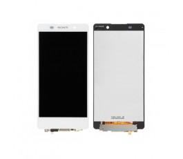 Pantalla completa táctil y lcd Sony Xperia Z5 Blanca - Imagen 1