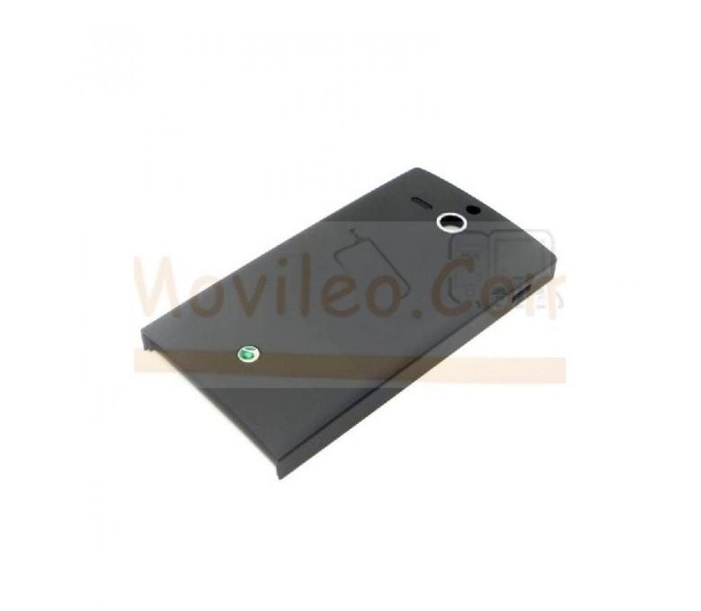 Tapa Trasera Negra para Sony Xperia U, St25, St25i - Imagen 1