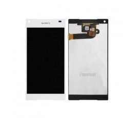 Pantalla completa táctil y lcd Sony Xperia Z5 Compact Blanca