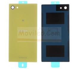 Tapa trasera Sony Xperia Z5 Compact E5803 E5823 Amarilla - Imagen 1