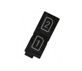 Porta tarjeta sim para Sony Xperia Z5 Premium dual - Imagen 1