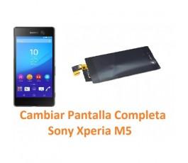 Cambiar Pantalla Completa Sony Xperia M5 - Imagen 1