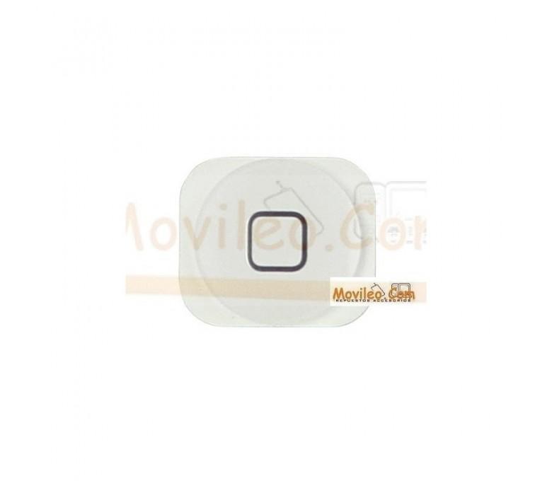 Botón de menú home blanco para iphone 5 - Imagen 1