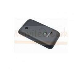 Tapa Trasera Negra para Sony Xperia Tipo, St21, St21i