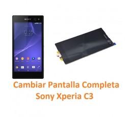 Cambiar Pantalla Completa Sony Xperia C3 - Imagen 1