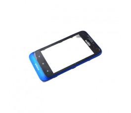 Pantalla Táctil Con Marco y Auricular para Sony Xperia Tipo ST21 Azul - Imagen 1