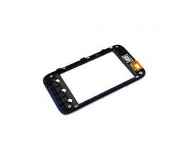 Pantalla Táctil Con Marco y Auricular para Sony Xperia Tipo ST21 Azul - Imagen 2