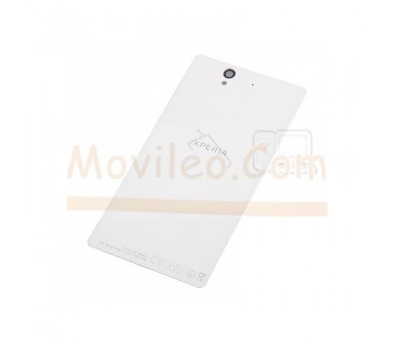 Tapa Trasera Blanca Sony Xperia Z , L36 - Imagen 1
