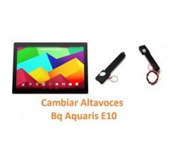 Cambiar Altavoces Buzzer Bq Aquaris E10 - Imagen 1
