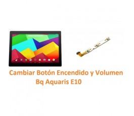 Cambiar Botón Encendido y Volumen Bq Aquaris E10 - Imagen 1