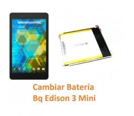 Cambiar Batería Bq Edison 3 Mini - Imagen 1
