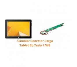 Cambiar Conector Carga Bq Tesla 2 W8 - Imagen 1