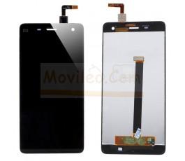 Pantalla completa táctil y lcd para Xiaomi Mi4 Negro - Imagen 1