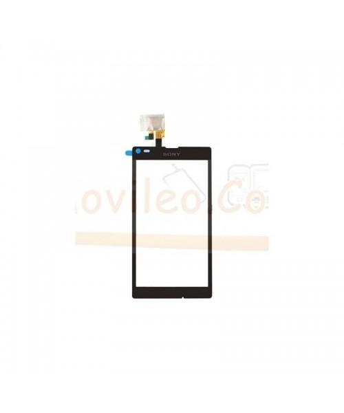 Pantalla Táctil Digitalizador Negro para Sony Xperia L, C2104, C2105 - Imagen 1