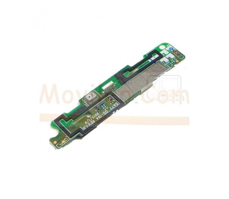 Modulo Microfono, Vibrador para Sony Xperia L, C2104, C2105 - Imagen 1