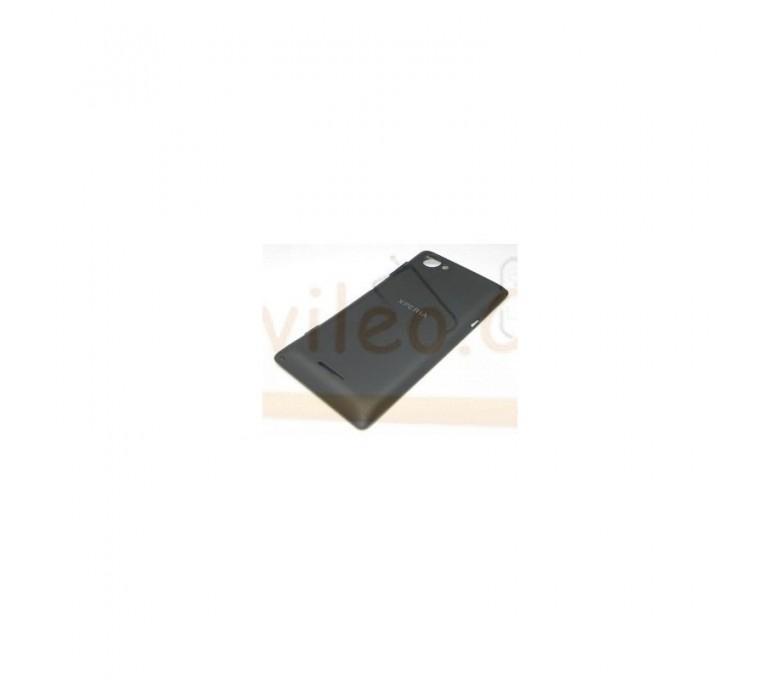 Tapa Trasera Negra para Sony Xperia L, C2104,C2105 - Imagen 1