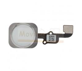 Flex botón home para iPhone 6s 6s Plus Plateado - Imagen 1