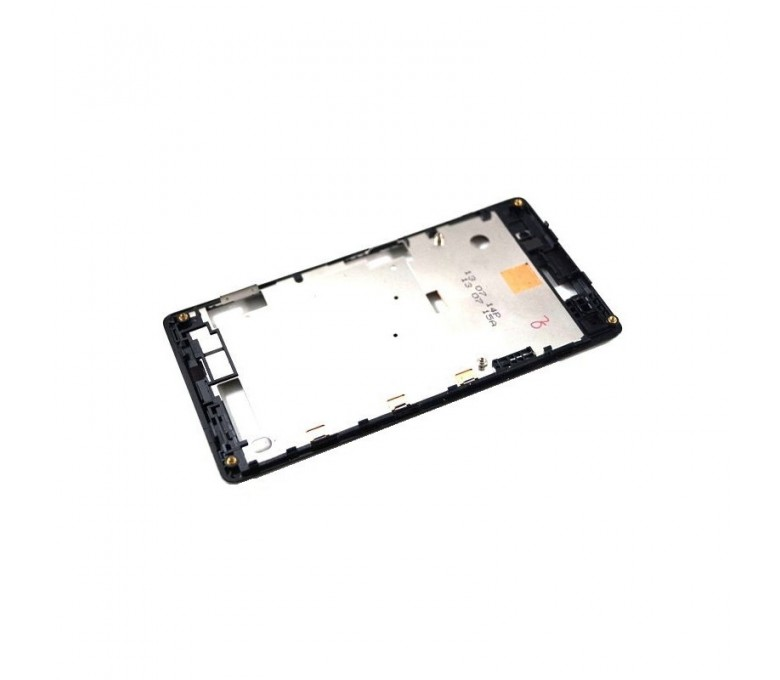 Marco Pantalla Chasis de desmontaje para Sony Xperia L C2104 C2105 S36H - Imagen 1