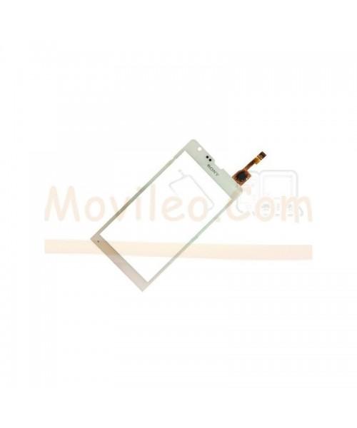 Pantalla Táctil Digitalizador Blanco para Sony Xperia SP, M35H - Imagen 1