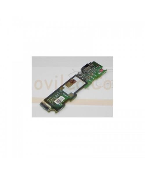 Modulo Microfono y Vibrador para Sony Xperia J, St26, St26i - Imagen 1