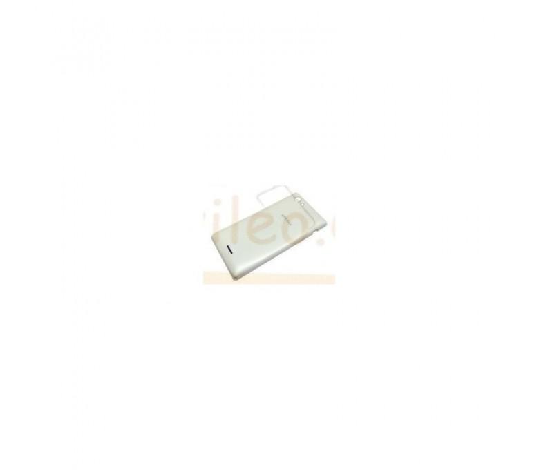 Tapa Trasera Blanca para Sony Xperia J, St26, St26i - Imagen 1