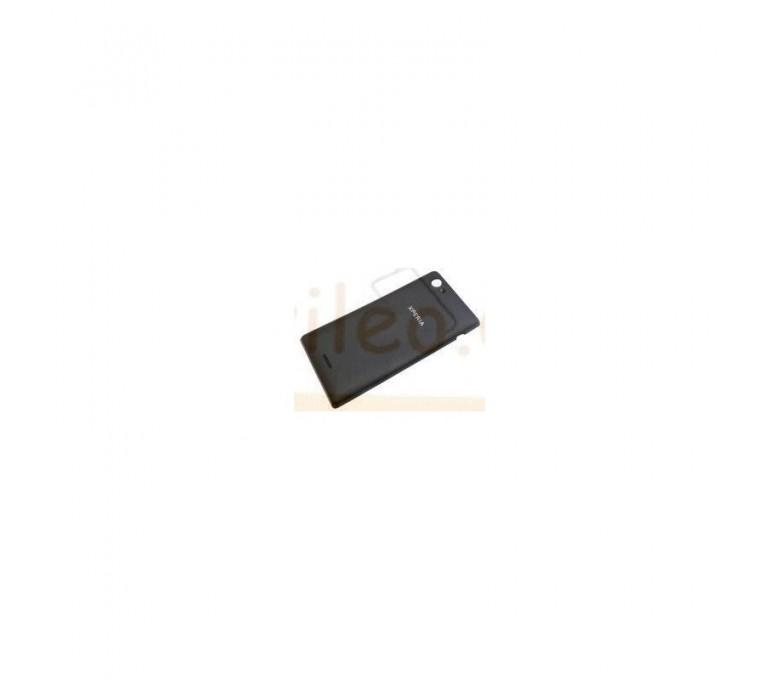 Tapa Trasera Negra para Sony Xperia J, St26, St26i - Imagen 1