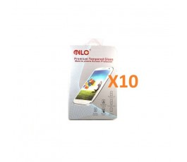 Pack 10 Protectores Cristal Templado Milo de 2.5D para Motorola Moto G3 - Imagen 1