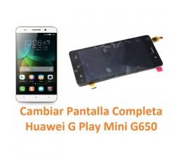 Cambiar pantalla completa táctil y lcd Huawei G Play Mini G650 - Imagen 1