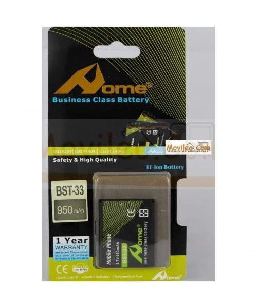 Bateria Sony Ericsson BST-33 - Imagen 1