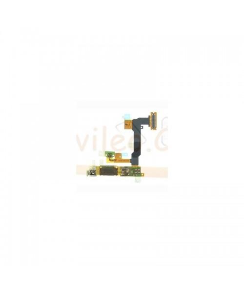 Flex Auricular Original para Sony Ericsson Satio u1i - Imagen 1