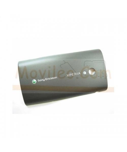 Tapa Trasera Negra Original para Sony Xperia X10 - Imagen 1