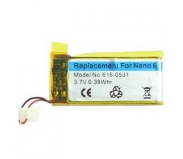 Batería 616-0531 para iPod Nano 6º generación - Imagen 1