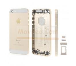 Carcasa iPhone SE Dorado Oro - Imagen 1