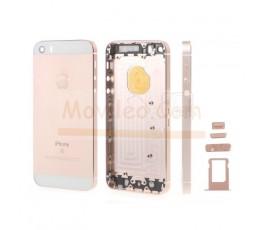 Carcasa iPhone SE Oro Rosa - Imagen 1