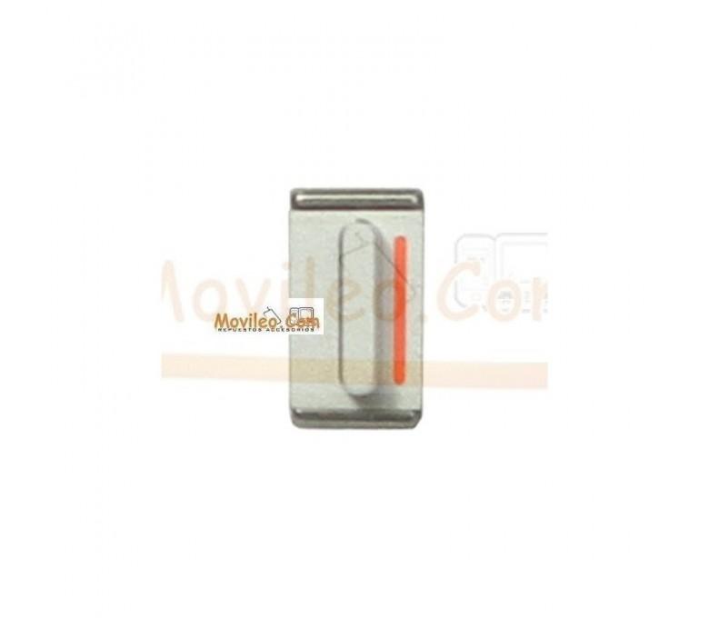 Botón Silencio Blanco para iPhone 5 - Imagen 1
