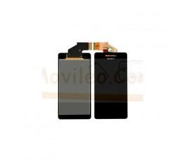 Pantalla Completa Negra Sony Xperia V , Lt25i