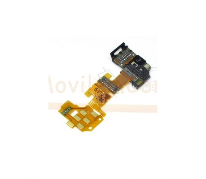 Flex Audio, Camara Delantera y Sensor de Proximidad para Sony Xperia V, Lt25i - Imagen 1
